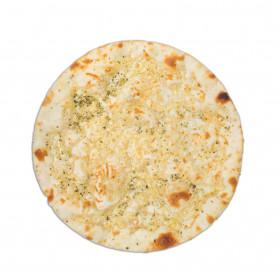 Фоккача с яйцом и сыром